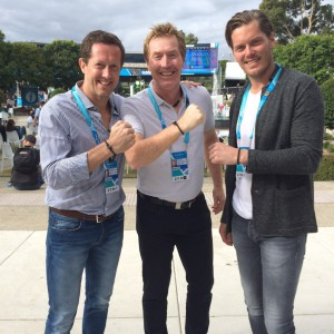 ZB Foundation, Mark Woodforde, Thomas Enqvist